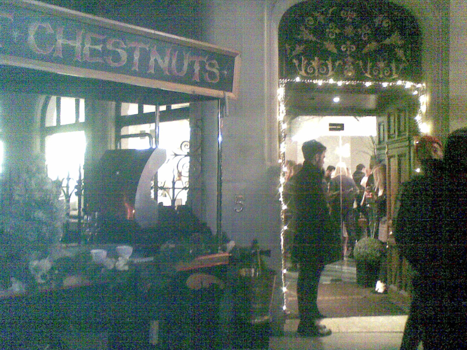 The nut man of London